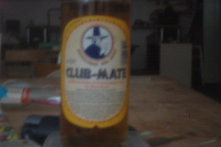 pinhole - Club-Mate | by yarnivore