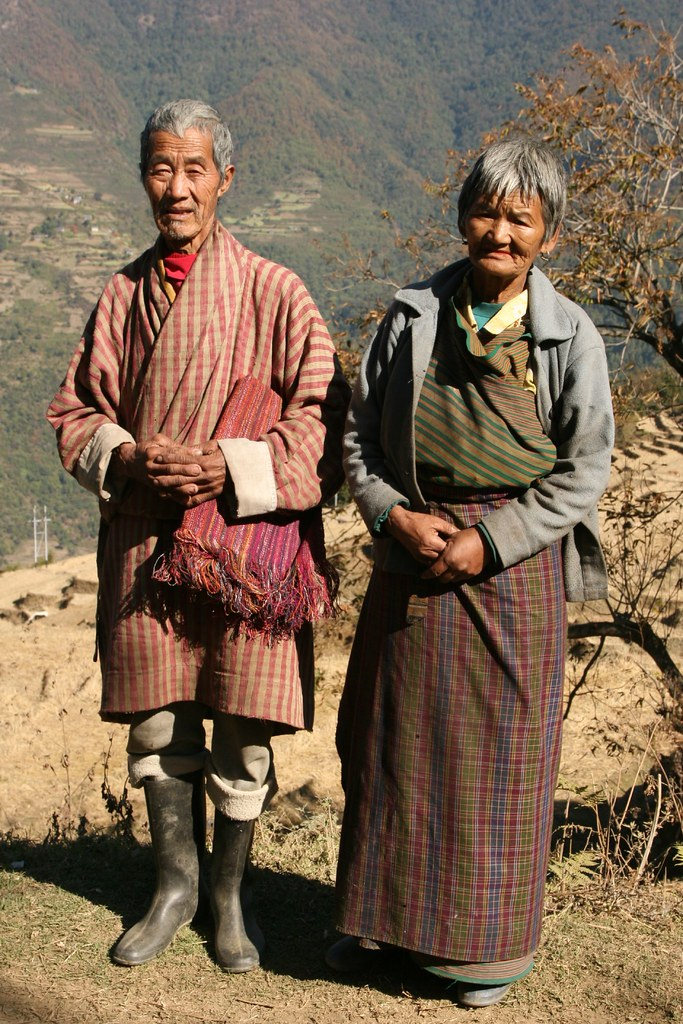 The Monastery of Happiness, in Bhutan, spirituality is in the rocky mountains