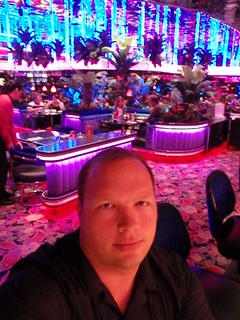 Coast to Coast Motorcycle Adventure - Dining in the Peppermill casino - P9060012 | by desl