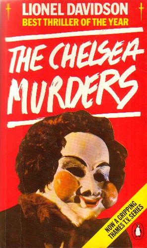 The Chelsea Murders by Lionel Davidson