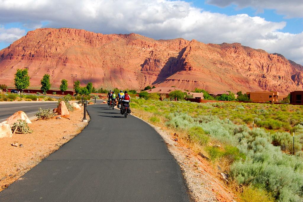 Utah Bicycle Tour Day 1 | Saint George to Pine Valley | Flickr