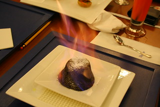 Flaming Dessert   by karlaredor