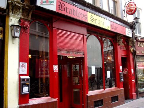 Bradley's Spanish Bar, Fitzrovia, W1 | by Ewan-M