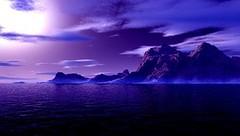 Wallpaper Alien Landscape Preso Da Psp Mania 10 Flickr