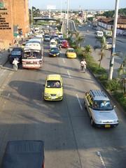 cali traffic