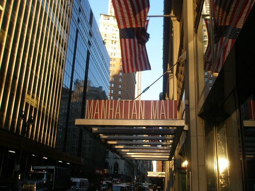 Manhattan Mall   by Rafael Chamorro
