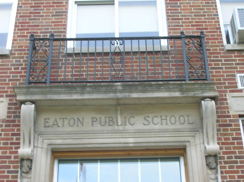 Eaton Public School #2--Eaton, Ohio   by oldohioschools