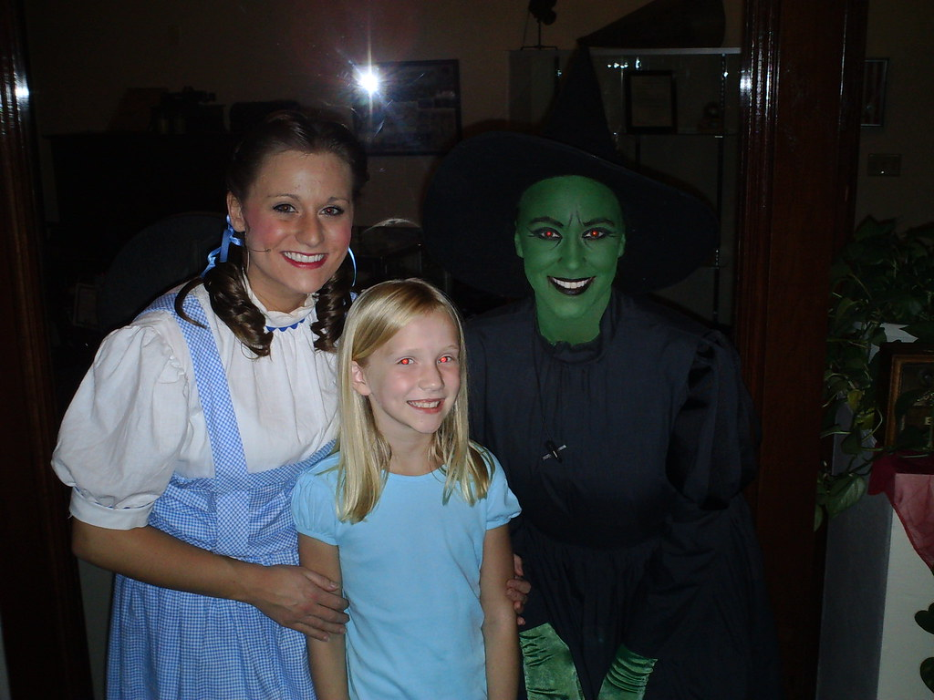 Dorothy Sarah And The Wicked Witch Of The West Wesley Fryer