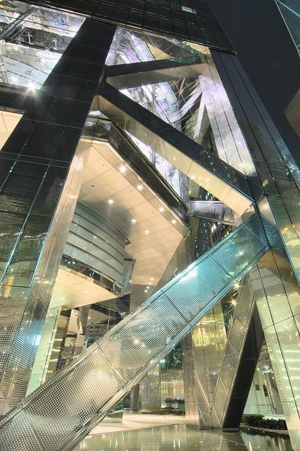 Hong Kong - The Center