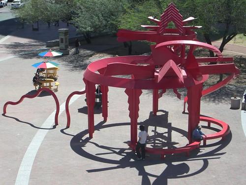 Sonora sculpture by David Black