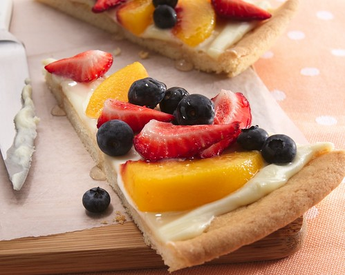 Fanciful Fruit Pizza Recipe | by Pillsbury.com