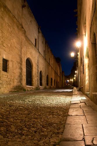 knight's road at night | by Daniel Kulinski
