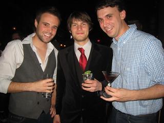 Brandon Matt and Mark