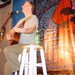 Thu, 31/01/2002 - 9:08pm - Billy Bragg performs at a WFUV Marquee event