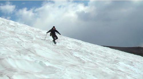 FARTs climb Mt. Adams, Washington