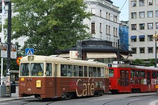 The coffee tram   by uitdragerij