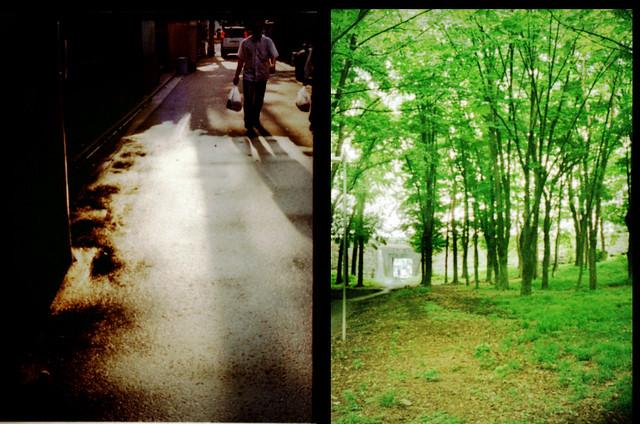 street / path