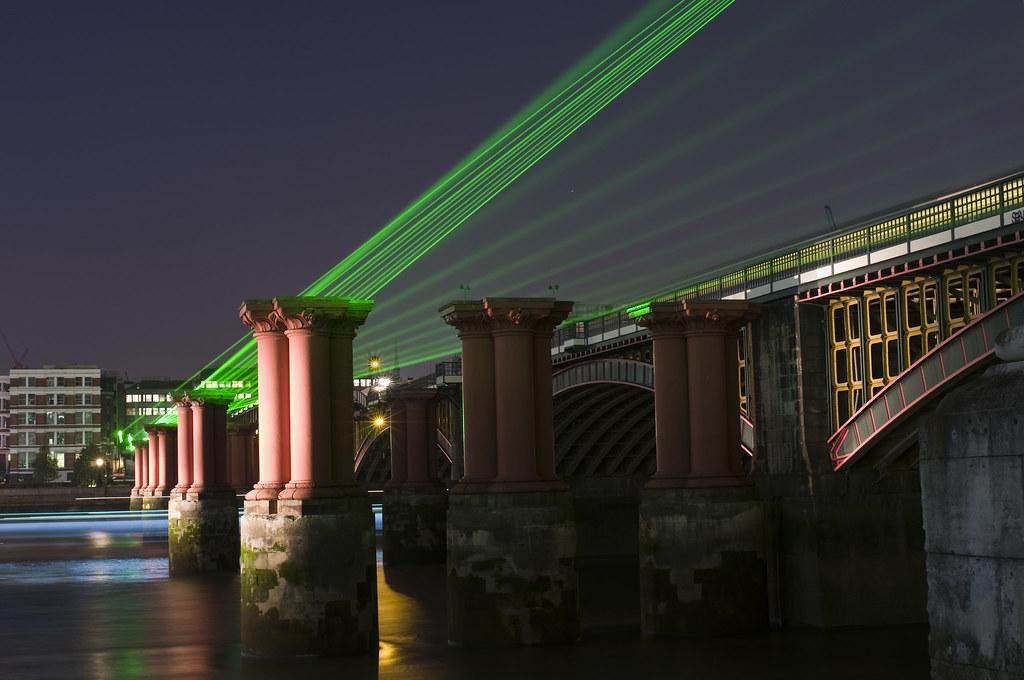 Ghost Bridge by Jon Cartwright