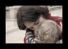 mother & son | by Irina Gheorghita