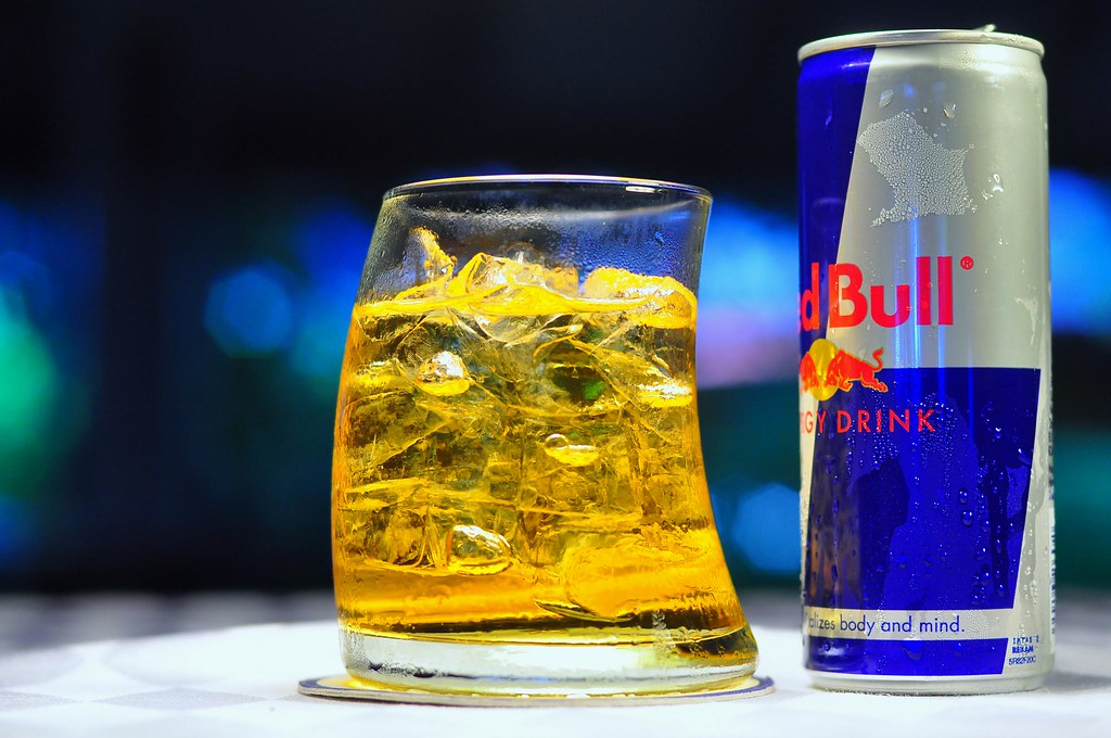 Red Bull give you more than just wings?