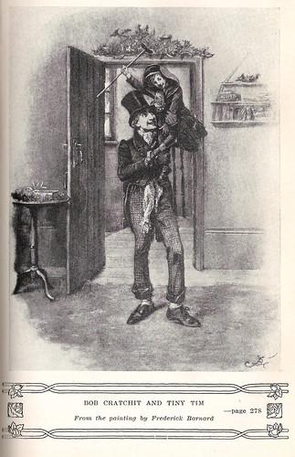 Bob Cratchit and Tiny Tim | by perpetualplum