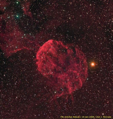 The Jellyfish Nebula | by DJMcCrady