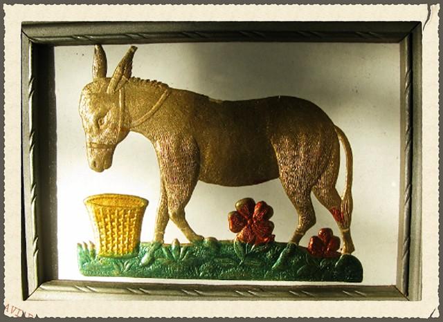 Metallic Donkey