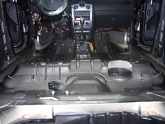 Inundacion. Renault Scenic
