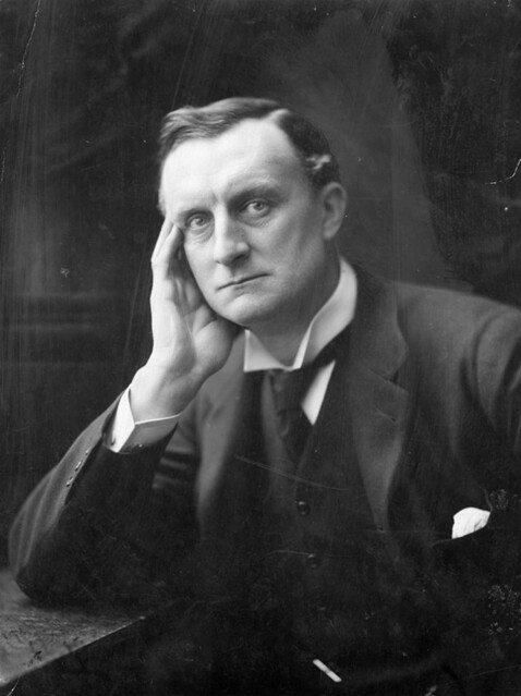 Viscount Grey, KG