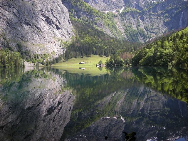 Obersee - Berchtesgaden National Park