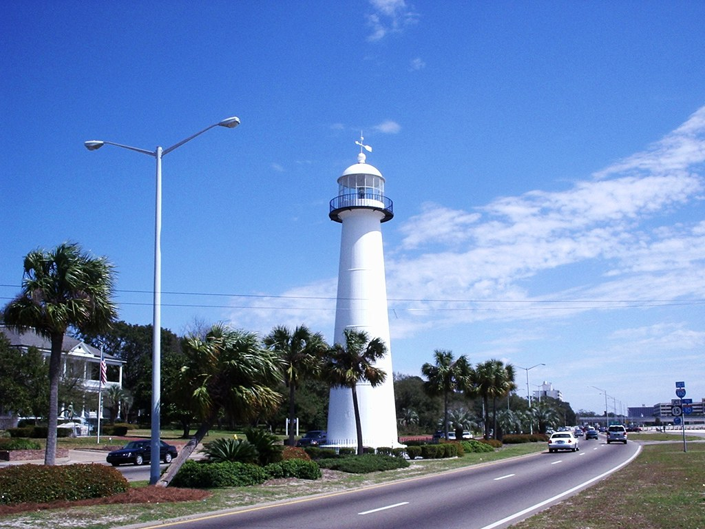Mississippi Biloxi Biloxi Lighthouse 2 180 The Tower Flickr