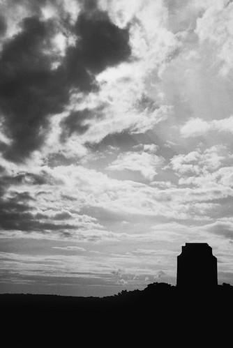 sunset sky museum southafrica artdeco pretoria 1949 2007 afrikaner gauteng nationalists transvaal voortrekkermonument greattrek gerardmoerdijk groottrek