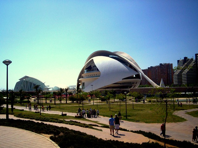 Ciudad de Artes y Ciencias