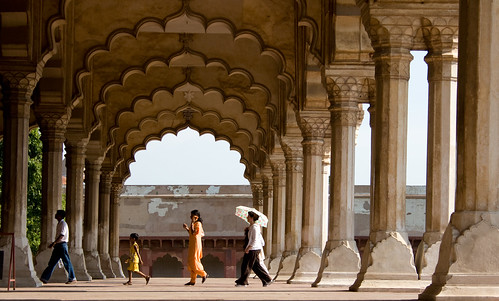 Agra Fort - Abbey Road | by Ukenaut