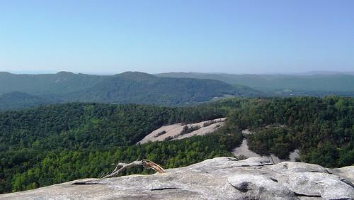 park mountain stone nc scenery view state northcarolina blueridge pluton
