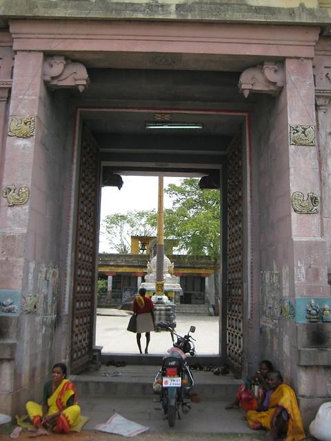 Rajagopura entrance