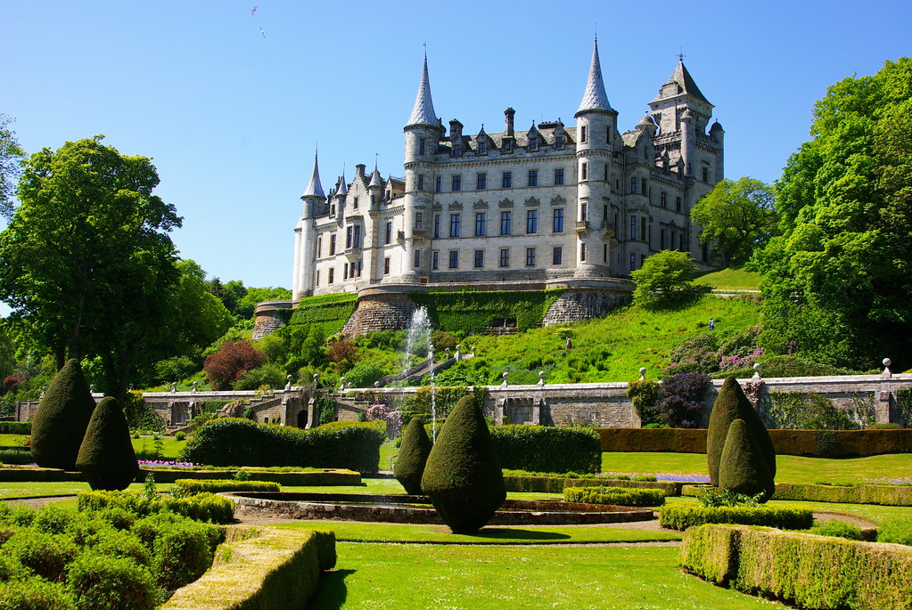 Image result for dunrobin castle