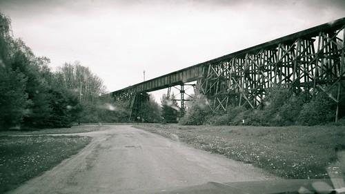 street railroad usa bridges ashland oredock trestles wsiconsin ashlandcounty