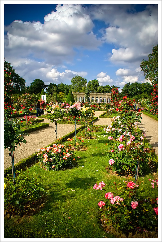Paris area - Bagatelle Garden