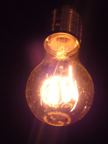 Lightbulb | by clagnut