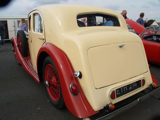 MG-VA Lovely Old Saloon Cars - 1938 | MG-VA Lovely Old Saloo