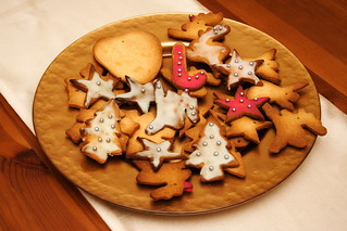 Ania's Gorgeous Xmas Cookies | by futureshape