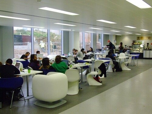 Image result for kingston hill campus library