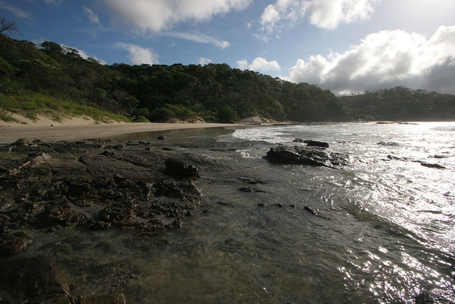 Maderas beach