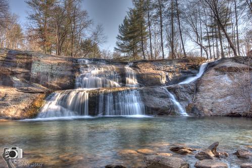 park nature landscape waterfall unitedstates northcarolina hdr highdynamicrange valdese mcgalliardfalls