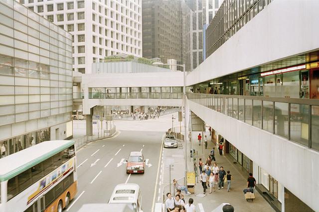HK, Nikon 35Ti test shoot