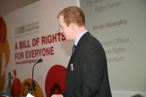 Kevin Hanratty, Human Rights Consortium | by Human Rights Consortium