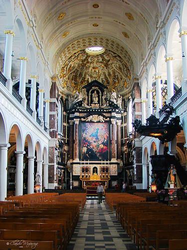 Antwerp, Belgium 108 - St. Carolus Borromeus Church | Flickr