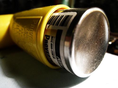 risk of inhalation | by Bill Selak