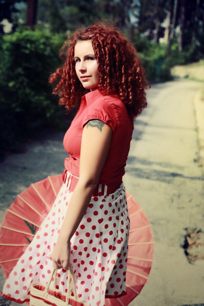 Il vento... tra i capelli. | set: ALICE 50's Style ...